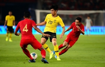 link xem truc tiep malaysia vs indonesia vong loai world cup 2022 19h45 ngay 1911