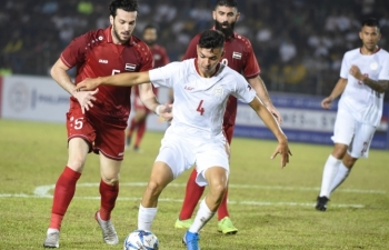 link xem truc tiep syria vs philippines vong loai world cup 2022 21h ngay 1911