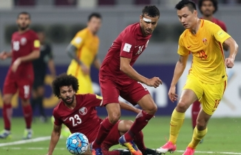 link xem truc tiep afghanistan vs qatar vong loai world cup 2022 21h ngay 1911