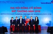 vietinbank to chuc dai hoi dong co dong bat thuong nam 2018