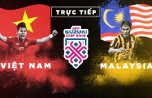 xem truc tiep bong da viet nam vs malaysia chung ket aff cup 2018 o dau