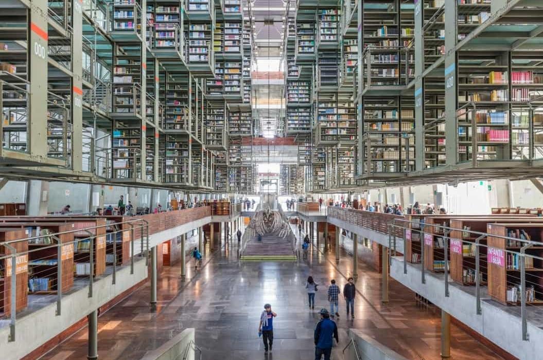 8 thư viện đẹp nhất thế giới khiến bạn không thể rời mắt
