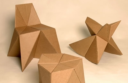 thiet ke do noi that theo phong cach origami