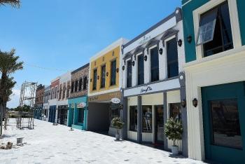 Chuỗi shophouse ven biển giữ vững sức hút mùa dịch