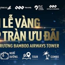 dai tiec uu dai tri gia hang chuc ty dong nhan dip khai truong bamboo airways tower