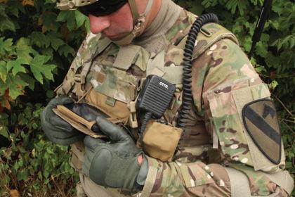 Mỹ trang bị Galaxy Note II cho Lục quân