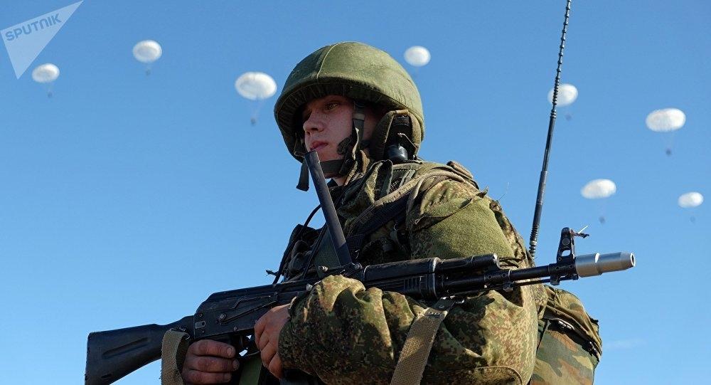 2.500 lính dù Nga tập trận quy mô cực lớn