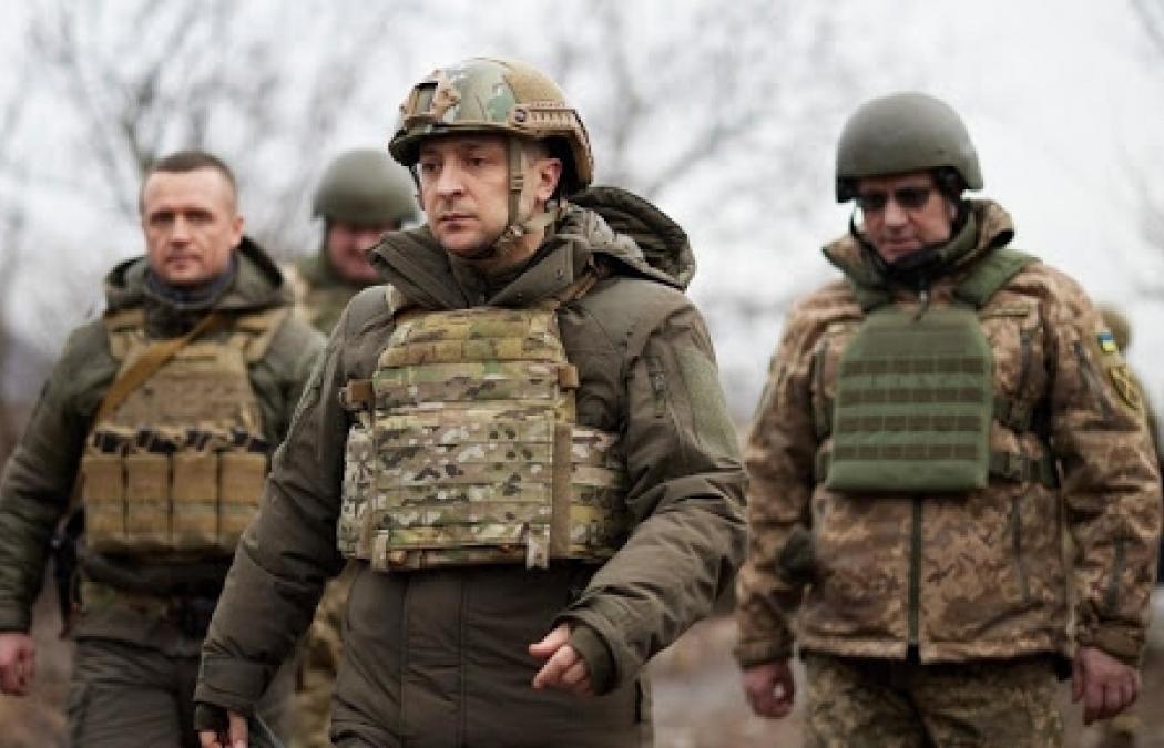 Nga triển khai 41.000 quân áp sát Ukraine?