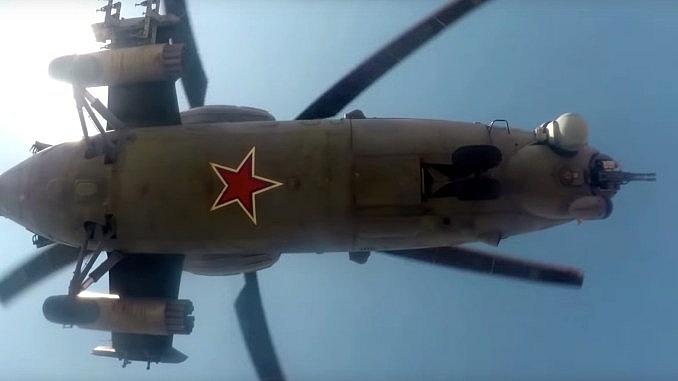 Cận cảnh máy bay Nga tập trận quy mô lớn ở Crimea
