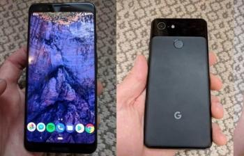 anh thuc te ro net smartphone pixel 3 cua google lan dau bi lo dien