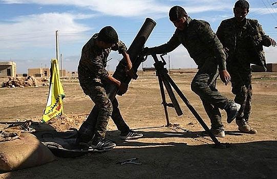 Lực lượng SDF tiêu diệt 50 tên khủng bố IS
