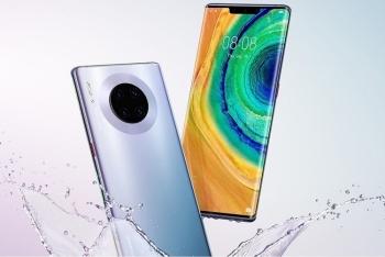 huawei sap trinh lang smartphone co camera an trong man hinh