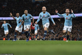 cham diem man city 3 1 man united tuyen giua the citizens qua hay