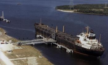 40 triệu thùng dầu thô Mỹ sắp tới châu Á