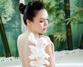 Hoa hậu Diệu Hân: Người đẹp không... đại gia!?