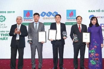 pvfcco duo c vinh danh top 3 dnny co hoat dong ir tot nhat 2019