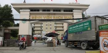 Bệnh viện Bạch Mai đề nghị nhân viên y tế được đến làm việc tại bệnh viện