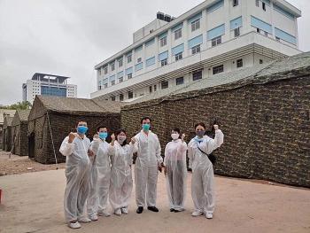 Công ty Trường Sinh là nguồn lây nhiễm chính tại BV Bạch Mai