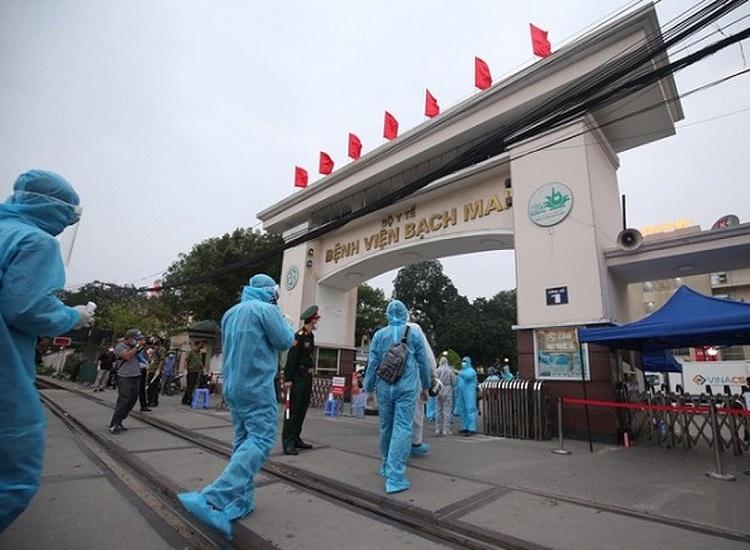 Y, bác sĩ bệnh viện Bạch Mai sẽ cách ly tại khách sạn Mường Thanh