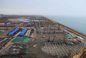 Trung Quốc xây dựng terminal nhập khẩu LNG 1 tỷ USD