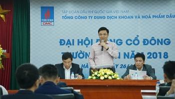 dmc to chuc dai hoi dong co dong nam 2018