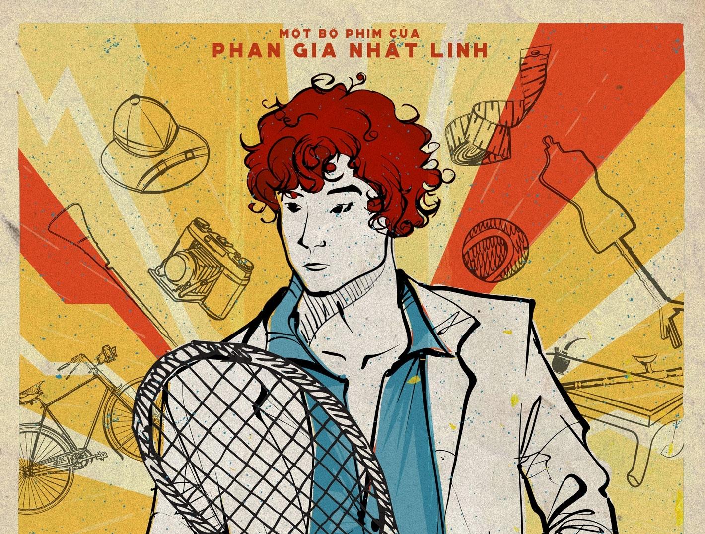 """Đạo diễn Phan Gia Nhật Linh chuyển thể  tiểu thuyết """"Số đỏ"""" lên màn ảnh"""