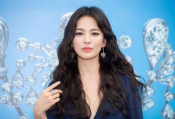 song hye kyo tam dung dong phim muon nghi ngoi sau ly hon