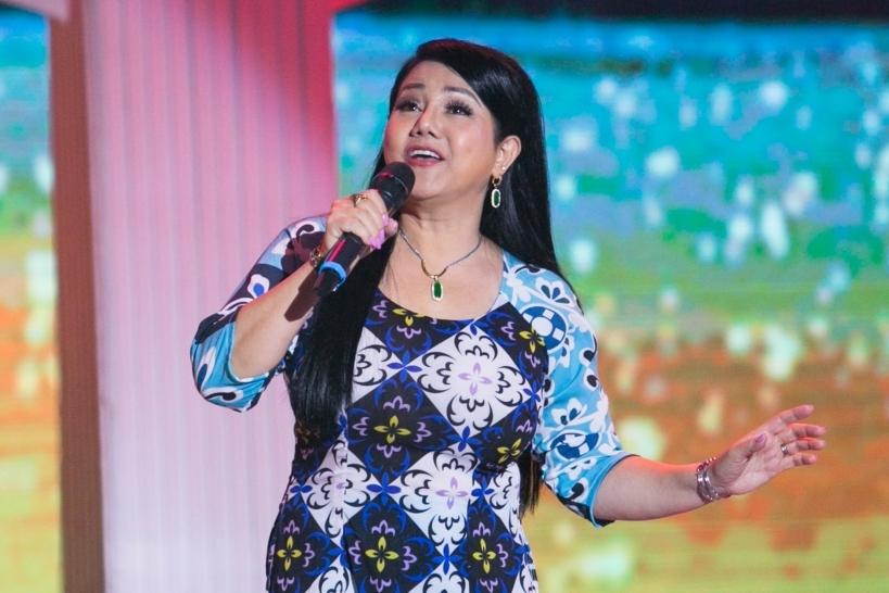 Nữ hoàng nhạc Rock Ngọc Ánh: 'Làm nghệ sĩ phải chấp nhận mọi đàm tiếu của khán giả'