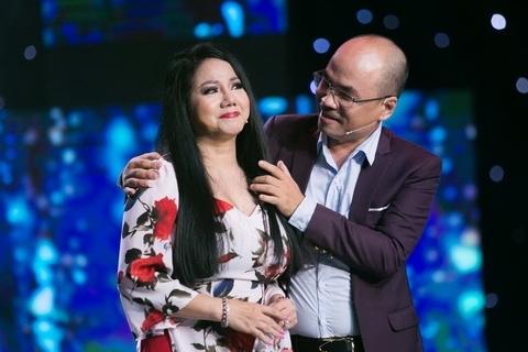Ca sĩ Ngọc Ánh kể chuyện bị khán giả xúc phạm ngay trên sân khấu