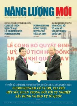 Tạp chí Năng lượng Mới - Số 35