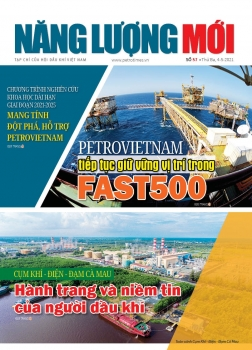 Tạp chí Năng lượng Mới - Số 57
