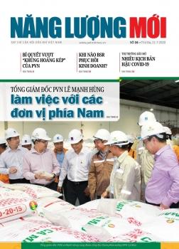 Tạp chí Năng lượng Mới - Số 16
