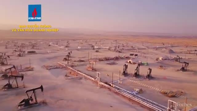 Tập đoàn Dầu khí Quốc gia Việt Nam: Một năm thắng lợi ngoạn mục