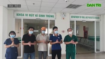 3 ca Covid-19 khỏi bệnh, chuẩn bị đón 120 ca dương tính về từ nước ngoài