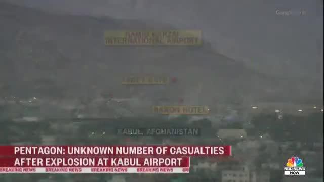 Đánh bom liều chết ở khu vực sân bay Kabul, hơn 70 người chết