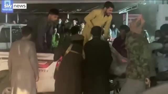 Mỹ không kích nhóm ISIS-K, đáp trả vụ đánh bom sân bay Kabul