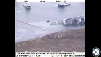 Chiến hạm Na Uy được cảnh báo liên tục trước khi bị tàu dầu đâm