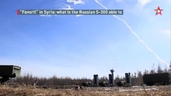 Uy lực hệ thống phòng không S-300 của Nga